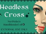 HEADLESS CROSS -3ml入り香油の画像