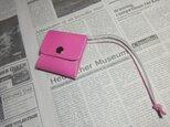 あると便利な ミニポーチ♪ (ピンク)の画像