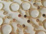 multi cubic pinky ringの画像