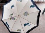 手描き日傘''ねこ''  「Yuko様専用」の画像