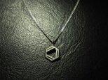 化学式 ® シリーズ(構造式デザイン) ネックレスの画像
