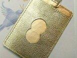 ◆◇◆ 本革製 パスカードケースの画像