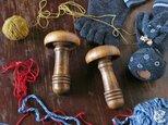 ダーニングマッシュルーム-darning mushroom(限定デザイン)の画像