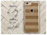 iPhoneが大好きな方々にとって最高の木製iPhone6 6s ケース (チーク+タモ)の画像