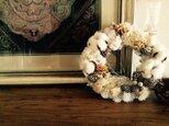 SALE!! white wreatheの画像