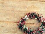 Christmas wreathe 2の画像