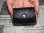 再販 プチアコーディオン♪ (レノマ型押し ブラック)の画像