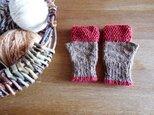 羊毛100% アイルランドの指なし手袋 / Rowan(ローワン)の画像