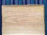 栗の木のトレー(さざ波仕上げ)徳永様専用の画像