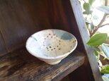 あじさいの飯茶碗の画像