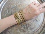 ヴィンテージ3連ブレスレット vintage bracelet triple <NG-3 / SNG-3>の画像