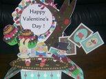 ポップアップ アリスのティーパーティー(誕生日、バレンタインなど)の画像