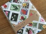 切手封筒セット【花】の画像