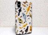 iphone ハードケース iPhoneX iphone8 iphone8 plus iphone7 猫 猫の背中の画像