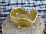 割山椒小鉢 5客セット(陶器・黄瀬戸)の画像