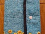 ちぃぼぅ様ご予約品 刺繍のマルチケースの画像