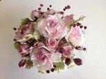 薔薇と鈴蘭の花束再販の画像