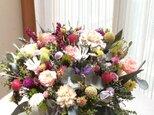 野の花かご 再販  受注製作の画像