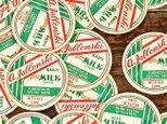 VintageミルクキャップVol.12 DA-MC012の画像