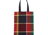 kofu トートバッグ 赤の画像