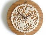 Decoylabの掛け時計 KIRIE-02の画像