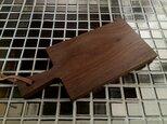 【天然無垢板】ブラックウォールナット材 cuttingboard まな板の画像