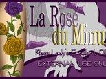真夜中の薔薇 -2.5ml入り香油の画像