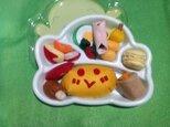 ひよこランチ 野菜の肉巻きの画像