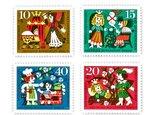 ドイツ童話切手(いばら姫)Germany DA-STE060の画像