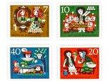 ドイツ童話切手(白雪姫)Germany DA-STE056の画像