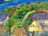 六月の江ノ電  AM-A4-S04      シートのみの画像
