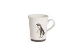 『生産終了』【20%OFF】粉引コーヒーカップ(ケープペンギン)の画像