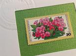 ちいさなartmuseum  germany stampの画像