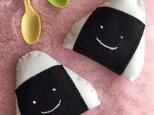 出産祝い☆おにぎりのニギニギの画像