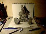 3D DRAWING - Wandererの画像