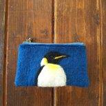 グルンとペンギン!小銭入れの画像