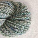 手紡ぎ毛糸:双糸 i-10-008の画像