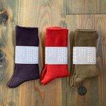 merino wool socks 3点セットの画像