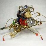 動くおもちゃ・メカ虫 / アダンソン号の画像