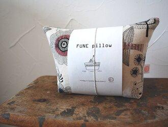 new!!  小さい船枕『FUNE』86の画像