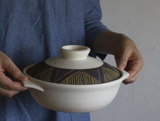 土鍋 arabesque6の画像