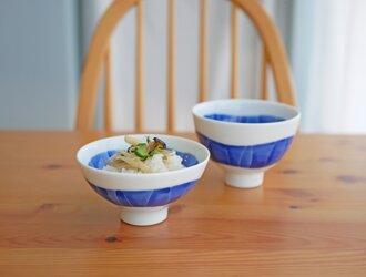 ブルーウェーブ お茶碗 (小)の画像