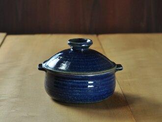 耐熱ひとり鍋/アオの画像