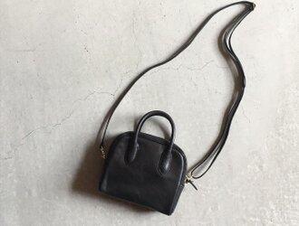 【予約】2WAY MINI BAG BLACKの画像