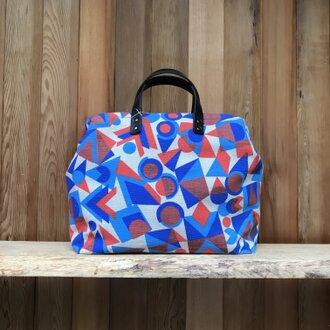 Boston bag L [Colourdrome]