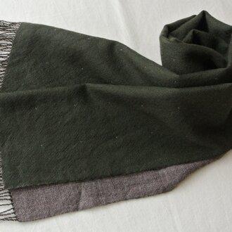 double cloth muffler #15