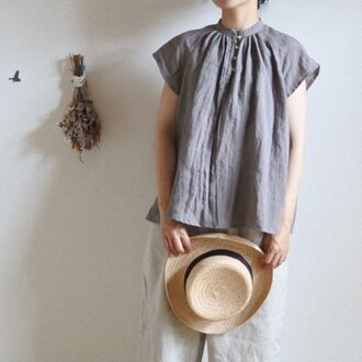 antico*cinnamon _short モカ
