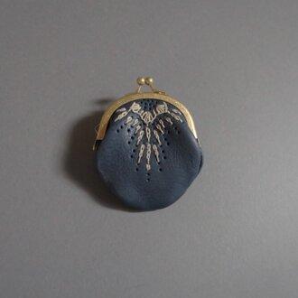 r&l stitch mini case (blue)