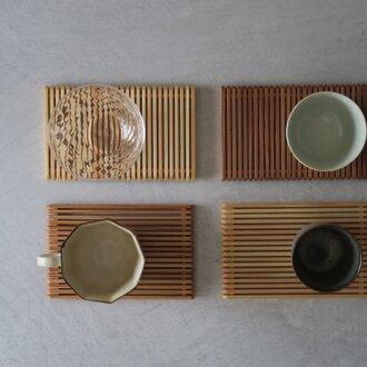 茶膳 ヨコ ヒノキ