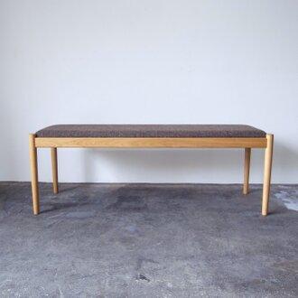 ベンチ ダイニングベンチ シンプルなデザイン チェリー 幅130cm